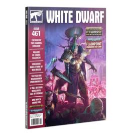 White Dwarf Issue 461 - Januari 2021 (Warhammer nieuw)