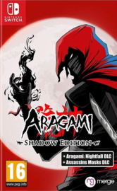 Aragami Shadow Edition (Nintendo Switch nieuw)