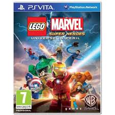 Lego Marvel Super Heroes (PSVITA nieuw)
