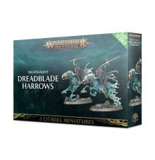 Nighthaunt Dreadblade Harrows (Warhammer nieuw)