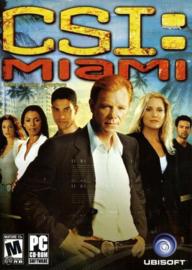 CSI Miami (pc game nieuw)
