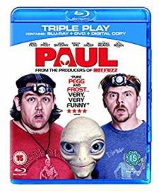 Paul Blu-ray + DVD (Blu-ray tweedehands film)