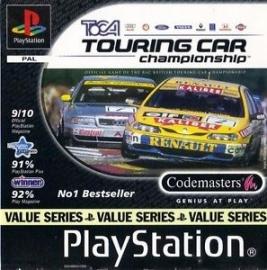 Toca Touring Car Championship zonder boekje en cover (PS1 tweedehands game)