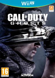 Call of Duty Ghosts (Wii U tweedehands game)