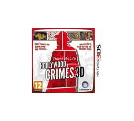 James Noir's Hollywood Crimes 3D (3DS Nieuw)
