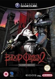Blood Omen 2 zonder boekje beschadigde cover (Nintendo Gamecube tweedehands game)