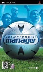 Championship Manager (psp used game)