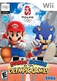Mario & Sonic op de Olympische Spelen (wii used game)