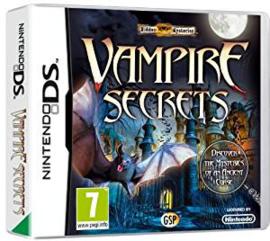 Hidden Mysteries: Vampire Secrets (DS nieuw)