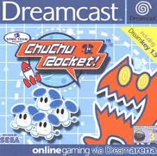 Chuchu Rocket (SEGA Dreamcast tweedehands game)