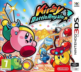 Kirby Battle Royale (Nintendo 3DS nieuw)