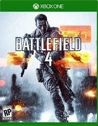 Battlefield 4 zonder boekje (Xbox one tweedehands game)