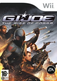 G.I. Joe The Rise of Cobra (Nintendo wii tweedehands game)