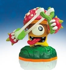 Skylanders Giants serie 2 Shroomboom (skylander used)