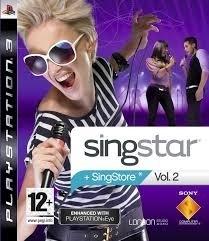 singstar vol.2 (ps3 nieuw)
