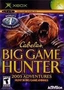 Cabela´s Big Game Hunter 2005 Adventures zonder boekje (xbox used game)