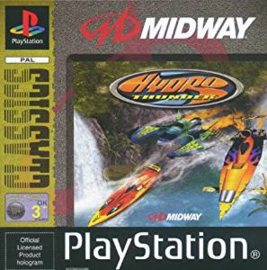 Hydro Thunder Classics (PS1 tweedehands game)