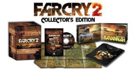 Far Cry 2 Collectors Edition (xbox 360 nieuw)