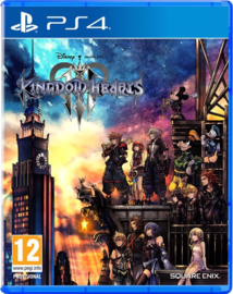 Kingdom Hearts III *game only* (ps4 nieuw)