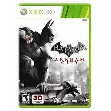 Batman Arkham City (xbox 360 Nieuw)