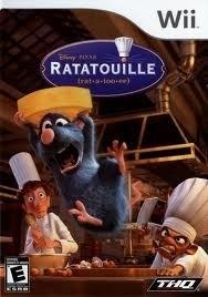 Ratatouille (wii used game)