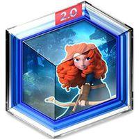 Disney Infinity 2.0 Power disks Merida Brave Forest Siege(Disney infinity tweedehands)