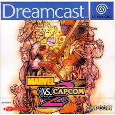 Marvel vs Capcom 2 (Dreamcast tweedehands game)