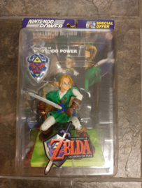 Nintendo Power Presents Link Figurine (Nintendo nieuw)
