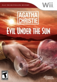 Agatha Christie Evil Under the Sun (Nintendo Wii used game)