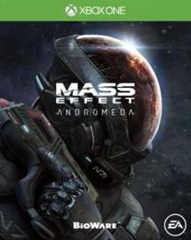 Mass Effect Andromeda zonder boekje (xbox one tweedehands game)