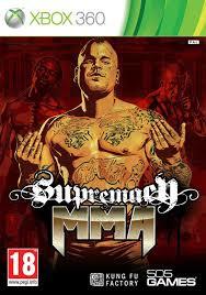 Supremacy MMA (xbox 360 tweedehands game)