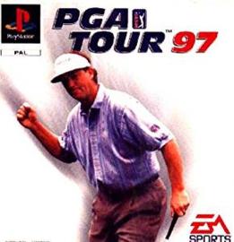 PGA Tour 97 (PS1 tweedehands game)