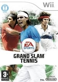 EA Sports Grand Slam Tennis zonder boekje (Nintendo Wii used game)