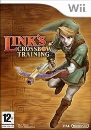 Links Crossbow Training (wii used game)