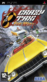 Crazy Taxi Fare Wars (psp tweedehands game)