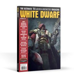 White Dwarf November 2019 Magazine  (Warhammer Nieuw)