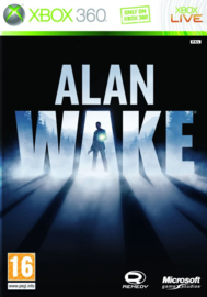 Alan Wake (Xbox 360 used game)