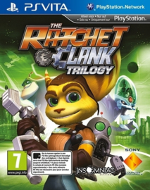 The Ratchet & Clank trilogy (PSVITA nieuw)