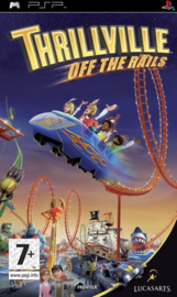 Thrillville off the rails (psp used game)