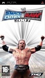 Smackdown vs Raw 2007 (PSP tweedehands game)