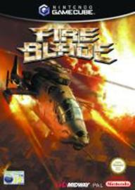 Fireblade zonder boekje (GameCube tweedehands game)