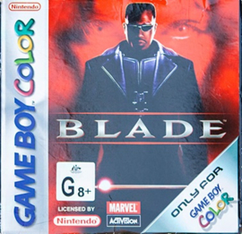 Blade (Gameboy color tweedehands game)