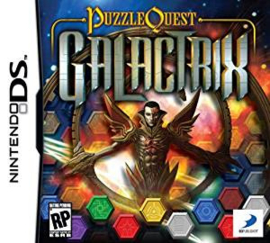 Puzzle Quest Galactrix  (Nintendo DS used game)