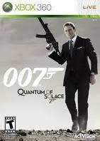 007 Quantum of Solace zonder boekje (XBOX 360 used game)
