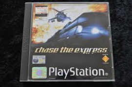 Chase the Express (ps1 tweedehands game)