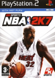 2k Sports NBA 2K7 (PS2 used game)