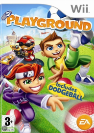 EA Playground (Wii used game)
