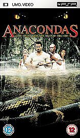Anacondas the hunt for the blood orchid (psp tweedehands film)
