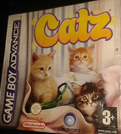 Catz (Gameboy Advance tweedehands game)