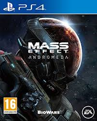 Mass Effect Andromeda game only (ps4 nieuw)
